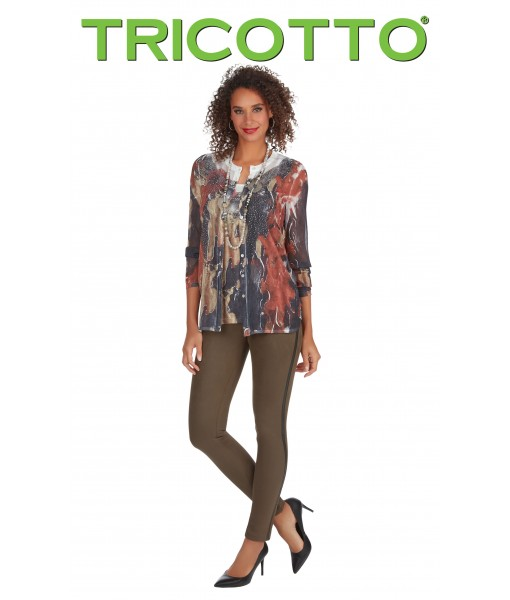 Tricotto Fancy Blouse Style 225