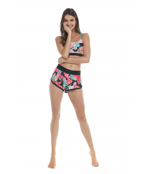 ISLA FOCA PULSE CROSS-OVER SHORTS