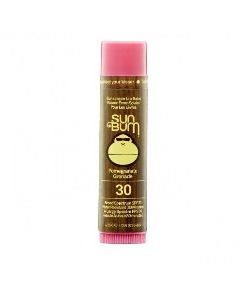Original SPF 30 Sunscreen Lip Balm -Pomegranate