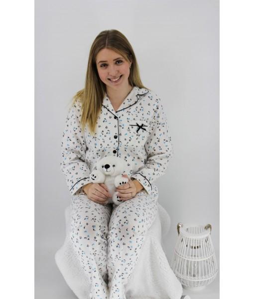 Karmilla Flanel Pyjamas Style 920-1