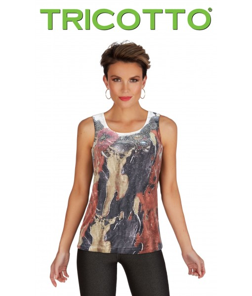 Tricotto Fancy Tank Style 226