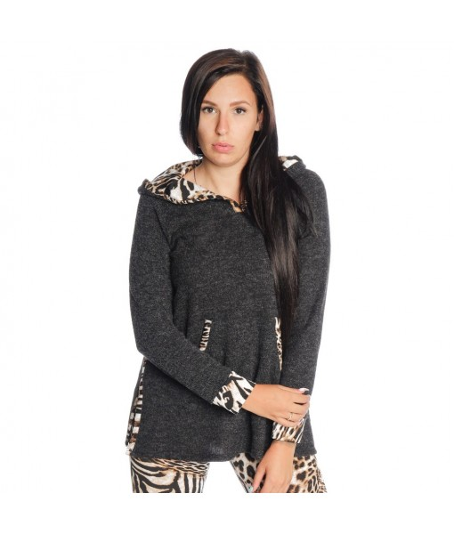 Michael Tyler Hooded top Style 20F2823
