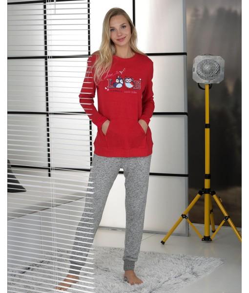 Massana 2 Pces Loungewear Style P701216