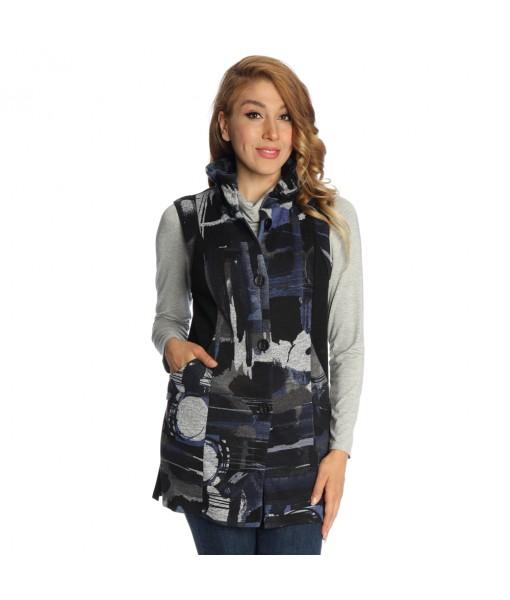 Michael Tyler Sleeveless vest Style 20F5885
