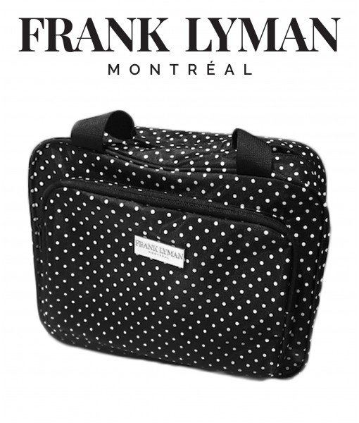 Frank Lyman Design Cosmetic Organizer Travel Bag